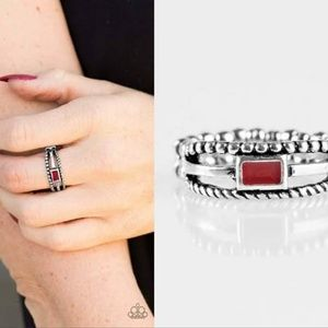 Trendy Stretch Band Ring - Fashion Accessories